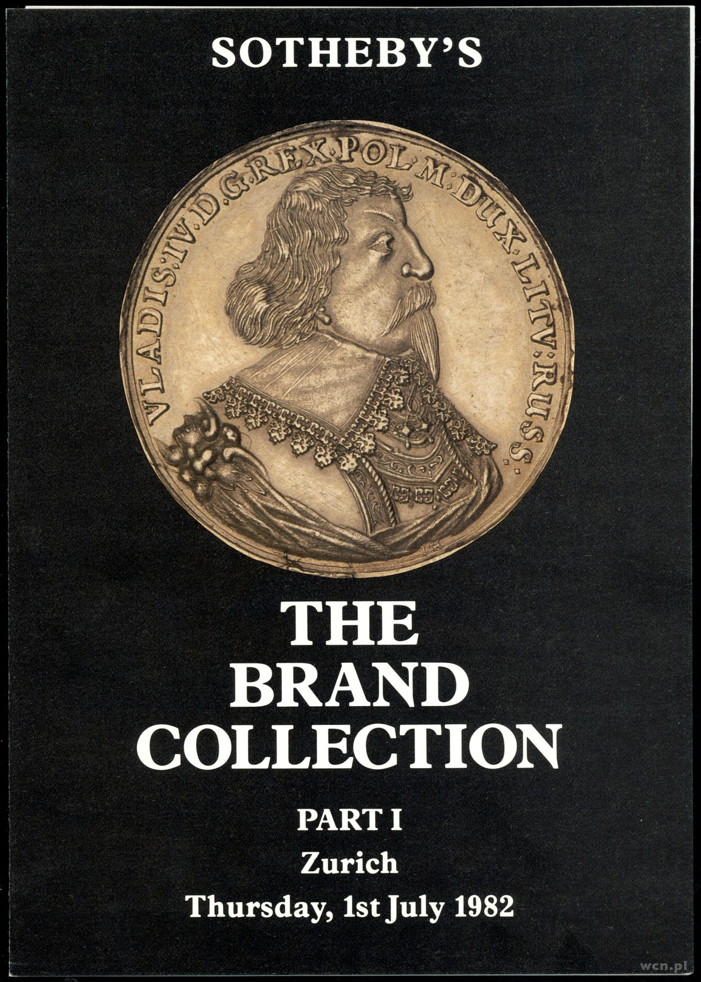 Sotheby's, The Brand Collection, Part 1, Roman a