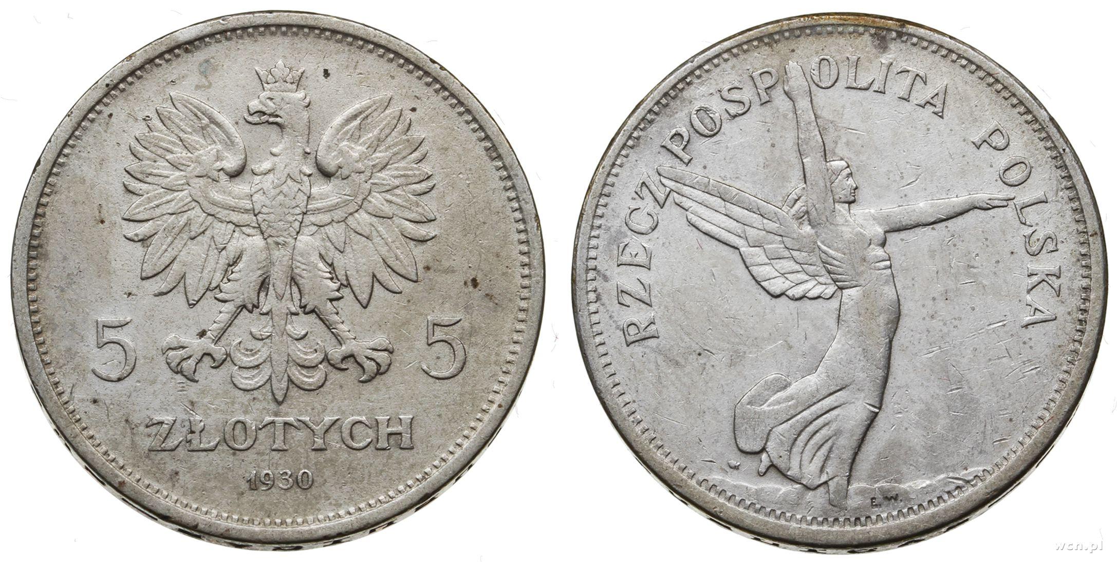 5 злотых 1930 сколько стоит рубль с лениным 1870 1970