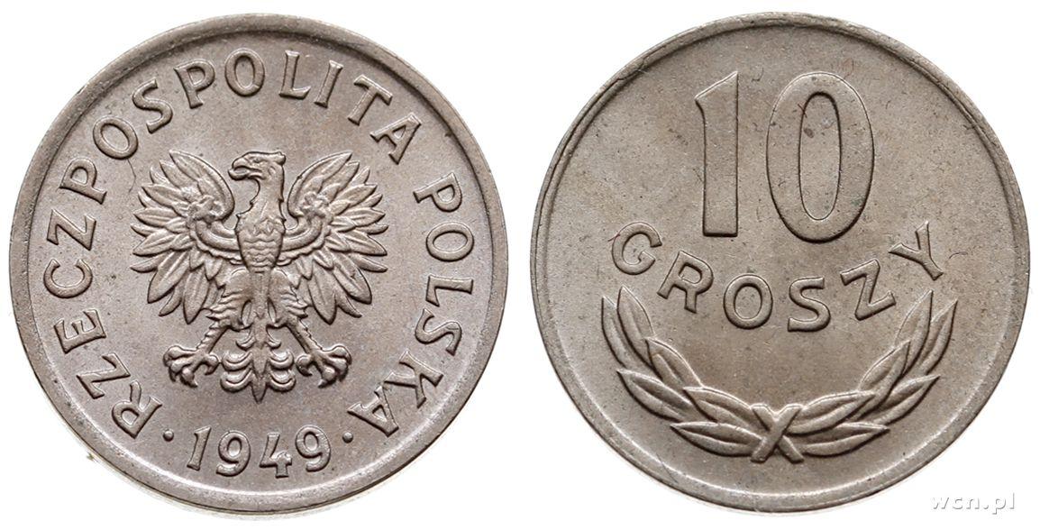 10 groszy 2012 цена монетный двор москвы