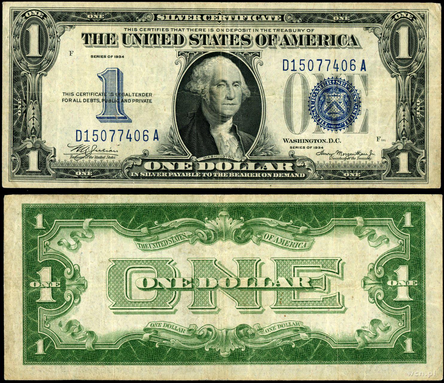 Kurs dolara sprzedaż:
