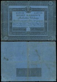 Polska, 5 złotych polskich, 1824