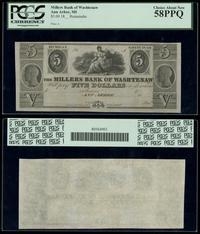 Stany Zjednoczone Ameryki (USA), 5 dolarów