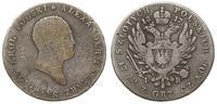 Polska, 5 złotych, 1817 I - B