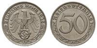 Niemcy, 50 fenigów, 1938/G