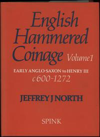 wydawnictwa zagraniczne, Jeffrey J. North - English Hammered Coinage, Vol. 1, Early Anglo-Saxon to ..