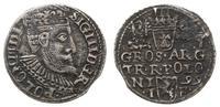 Polska, trojak, 1599