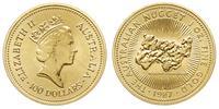 Australia, 100 dolarów, 1987