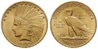 Stany Zjednoczone Ameryki (USA), 10 dolarów, 1910