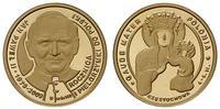 Polska, medal z 2009 r. z mennicy Warszawskiej z okazji 30 rocznicy I. Pielgrzymki..