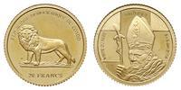 Kongo, 20 franków, 2004