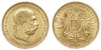 Austria, 20 koron, 1894