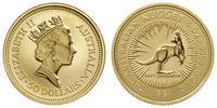 Australia, 50 dolarów, 1991