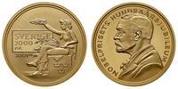 Szwecja, 2.000 koron, 2001
