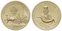 Polska, 200 złotych, 2005