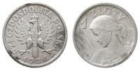 Polska, 1 złoty, 1924