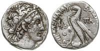Grecja i posthellenistyczne, tetradrachma, 105-104 pne
