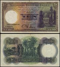 Egipt, 10 funtów, 04.12.1943