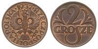 Polska, 2 grosze, 1937