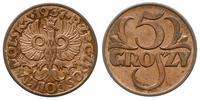 Polska, 5 groszy, 1937