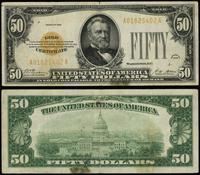 Stany Zjednoczone Ameryki (USA), 50 dolarów, 1928