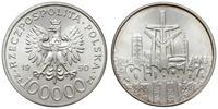 Polska, 100.000 złotych, 1990