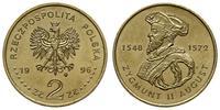 Polska, 2 złote, 1996