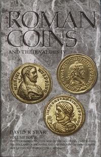 wydawnictwa zagraniczne, Sear David - Roman Coins and Their Values. Vol. IV. The Tetrarchies and th..