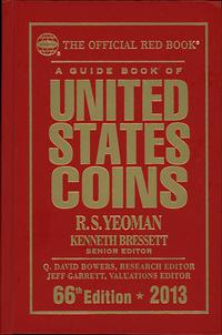 R. S. Yeoman - The Official Red Book 2013; A Guide book of United States C..