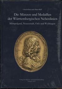 wydawnictwa zagraniczne, ŚLĄSK! - Ulrich Klein und Albert Raff - Die Münzen und Medaillen der Württ..