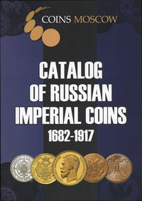 wydawnictwa zagraniczne, Coins Moscow - Catalog of Russian Imperial Coins 1682-1917