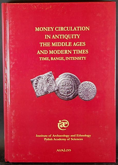 Suchodolski Stanisław - Money Circulation in Antiquity the Middle Ages and..