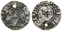 Anglia, denar typu small cross, 1009-1017