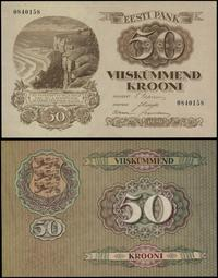 Estonia, 50 koron, 1929