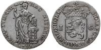 Niderlandy, 1 gulden, 1791