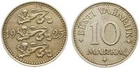 Estonia, 10 marek, 1925