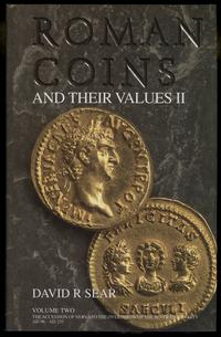 wydawnictwa zagraniczne, David R. Sear - Roman coins and their values vol II, The accession of Nerv..