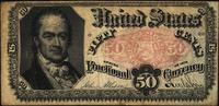 50 centów 1875, Fractional Currency
