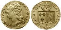 Francja, louis d'or, 1786 I