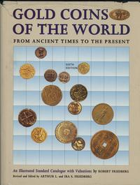 wydawnictwa polskie, Friedberg Robert – Gold Coins of the World from ancient Times to the Prese..